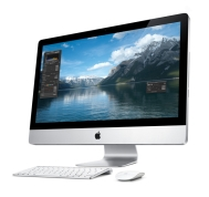 "iMac All-in-One Computer - Intel Core i7 3.40 GHz - Desktop (27"" WQHD Display - 16 GB RAM - 3 TB HHD - NVIDIA GeForce GTX 680MX 2 GB Graphics - Wi-Fi"