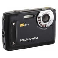 Bell & Howell S7 12 MP Night Vision Camera, 2.7 Inch LCD, Face Detection, Smile Shutter (Black)