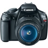 Canon 5157B002 EOS Rebel T3 DSLR Camera - 12.2 Exact MegaPixels, CMOS Sensor, 2.7 LCD, 1280 � 720 Video, 18-55MM EF-S Lens