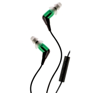 Etymotic ERMC3GR MC3 iPhone Earphones with Mic - Green