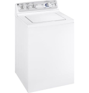 General Electric WHRE5550KWW - GE(R) ENERGY STAR(R) 4.1 IEC Cu. Ft. Colossal Capacity High-Efficiency Washer