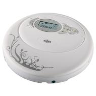 Grundig CDP 5100 SPCD Tragbarer CD-Player weiß/silber