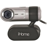 iHOME IH-W310NS Silver MyLife 5. 0MP Webcam