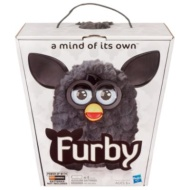 New 2012 Furby - Yellow