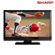 "Sharp LC-42SB45UT 42"" Full HD Black LCD TV"