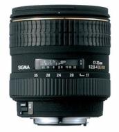 Lente zoom de gran ángulo Sigma - 17 mm a 35 mm