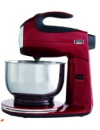 Sunbeam Heritage Series Red Stand Mixer