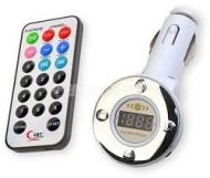 Wagan SmartSound MP3 USB FM Modulator with FM Transmitter