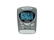 Elgin LCD Alarm Clock