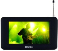 Jensen LCD TV, TFT Color, Portable, 4.3 Inch, 1 TV