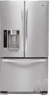 LG Freestanding Bottom Freezer Refrigerator LFX25971