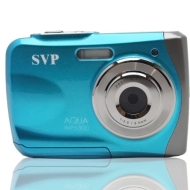 NEW WP5300 Blue Waterproof 12MP Digital Camera& Video Recorder