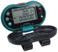 Oregon Scientific PE316PM Pedometer with Pulse Monitor