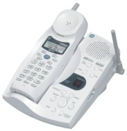 GE 26993GE1 900MHz Cordless Telephone with Caller ID & Digital Messaging
