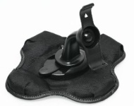 i.Trek Portable Friction Mount and Bracket for Garmin Nuvi 50LM (Black)