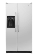 Amana ASD2627K (25.6 cu. ft.) Side by Side Refrigerator