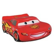 "Disney Cars 7"" Portable DVD Player - Red/Black"