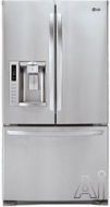 LG Freestanding Bottom Freezer Refrigerator LFX28978