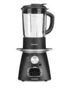 Cuisinart SBC-1000 4-Speed Blend and Cook Soup Maker & Blender - Black