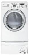 LG Front Load Electric Dryer DLE7177