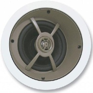 Proficient Audio Systems C660 6.5-Inch Graphite LCR Angled Ceiling Speaker (Discontinued by Manufacturer)