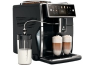 SAECO SM 7580/00 Xelsis Kaffeevollautomat Klavierlack-Schwarz (Keramik, 1.7 Liter Wassertank)