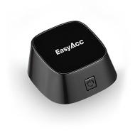 EasyAcc AR02 Bluetooth Audio Receiver Wireless Music Streaming Adapter , Black