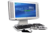 "610S Desktop (2.4GHz Intel Pentium 4, 256MB, 80GB, DVD/CD-RW, Windows XP Media Center Edition, 17"" LCD)"