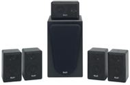 KLH HTA-9706 6-Piece 100-Watt Home Theater Speaker System