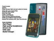 """4Go écran 1.8"""" TFT Xpert (mémoire Samsung) lecteur Baby en USB2 de MP4 - rose"""