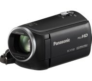 PANASONIC HC-V160EB-K Camcorder - Black