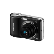 Samsung ES 28 Digital Camera (Black)