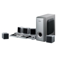 Samsung HT-P29 600-watt 5.1-Channel Home Theater System with 5-Disc Changer