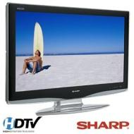 "Sharp LC-C3242U Aquos 32"" LCD HDTV with NTSC/ATSC/QAM Tuner"