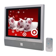 TruTech Silver 15&quot; LCD TV - PLV1615T