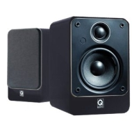 Q Acoustics 2010 Graphite Bookshelf Speakers