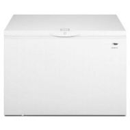 Amana White Chest Freestanding Freezer AQC1513TEW