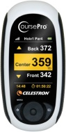 "Celestron International CoursePro 44870 Golf GPS Navigator (2.2"" - USB - 10 Hour - 240 x 320)"