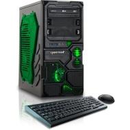 CybertronPC Borg-709 GMBG70934RD Desktop (Red)