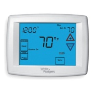 EMERSON CLIMATE 1F95-1277 Touchscreen Thermostat,3H,2C,5-1-1 Prog