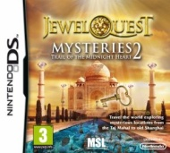 Jewel Quest Mysteries 2:  Trail of the Midnight Heart (Nintendo DS)