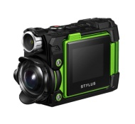 Olympus Tough TG-Tracker Groen