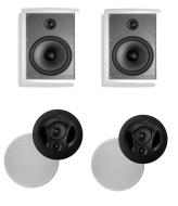 Polk Audio 90RT (Ea) 3-way In-ceiling Speaker