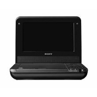 Sony DVP-FX750 7-Inch Portable DVD Player