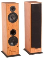 Wharfedale Emerald 97 3-Way Floorstanding Speakers (Black Veneer)