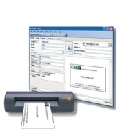 Card Scanning Solutions CSSN Portable Business Card Scanner and Reader - Scan2Contacts