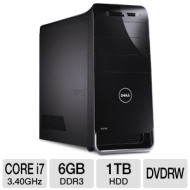 Dell XPS 8300 Desktop Computer- Intel Core i5-2320 processor(6MB Cache, 3.0GHz)