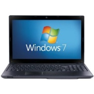 "Acer Aspire 5742 15.6"" Laptop (Intel Core i5-480M Processor, 4GB RAM, 500GB HDD, Windows 7 Home Premium) - Black"