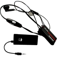 Avantalk New CS2 Slim Bluetooth Stereo Headset Handsfree Headphone for cellphone and any bluetooth device w/clip up to 6 hours