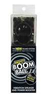 Mighty Boom Ball Black Power Booster